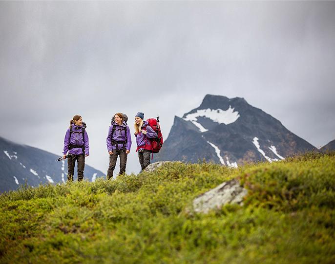 Trekking in Danimarca, lungo i 75 km di sentiero che attraversano colline erbose e cupe foreste e che costeggiano il litorale danese