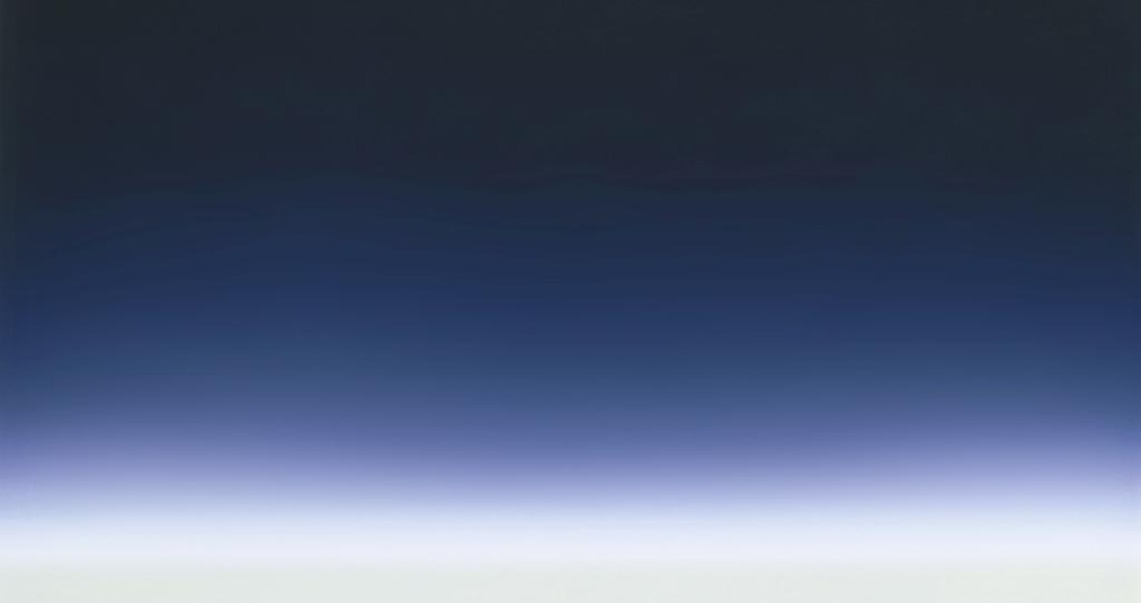 opera d'arte, fotografia orizzonte luminoso, bianco/nero, Davide Tranchina