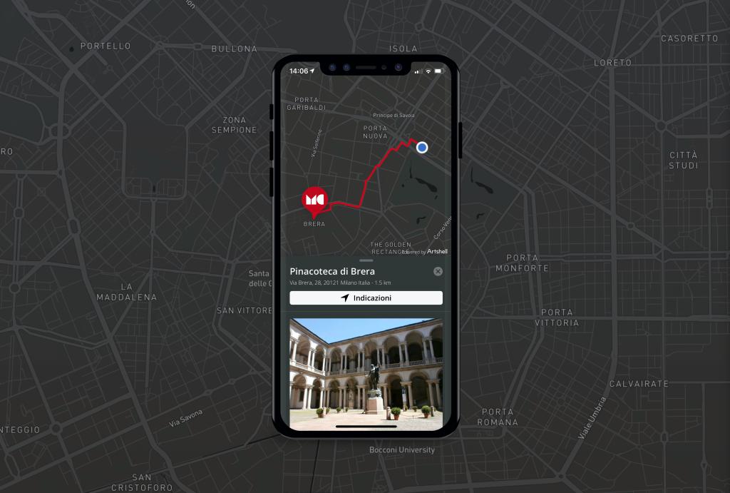 MuseoCity 2020, web app per smartphone per le iniziative a Milano