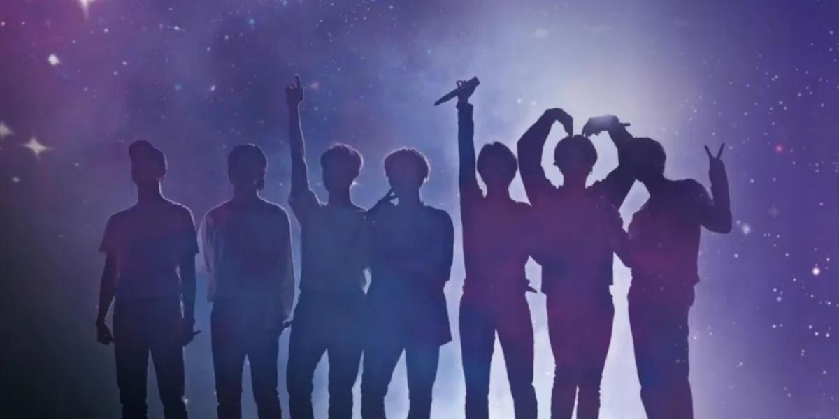 Il nuovo film dei BTS al cinema