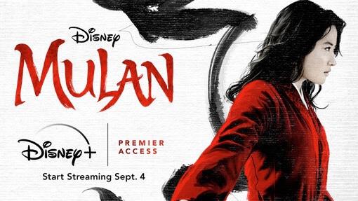 immagine del live-action di Mulan per Disney+Vip