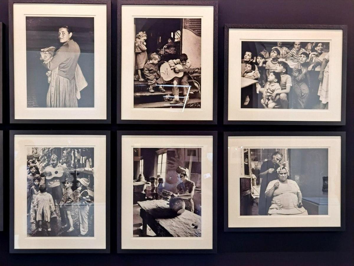 Biennale Donna alcune opere selezionate di Lori Sammartino