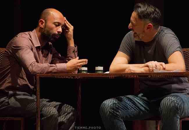 due attori della nuova stagione del Teatro Martinitt