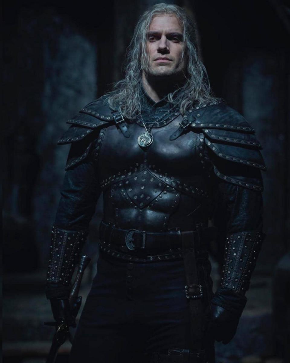 The Witcher prime immagini della seconda stagione