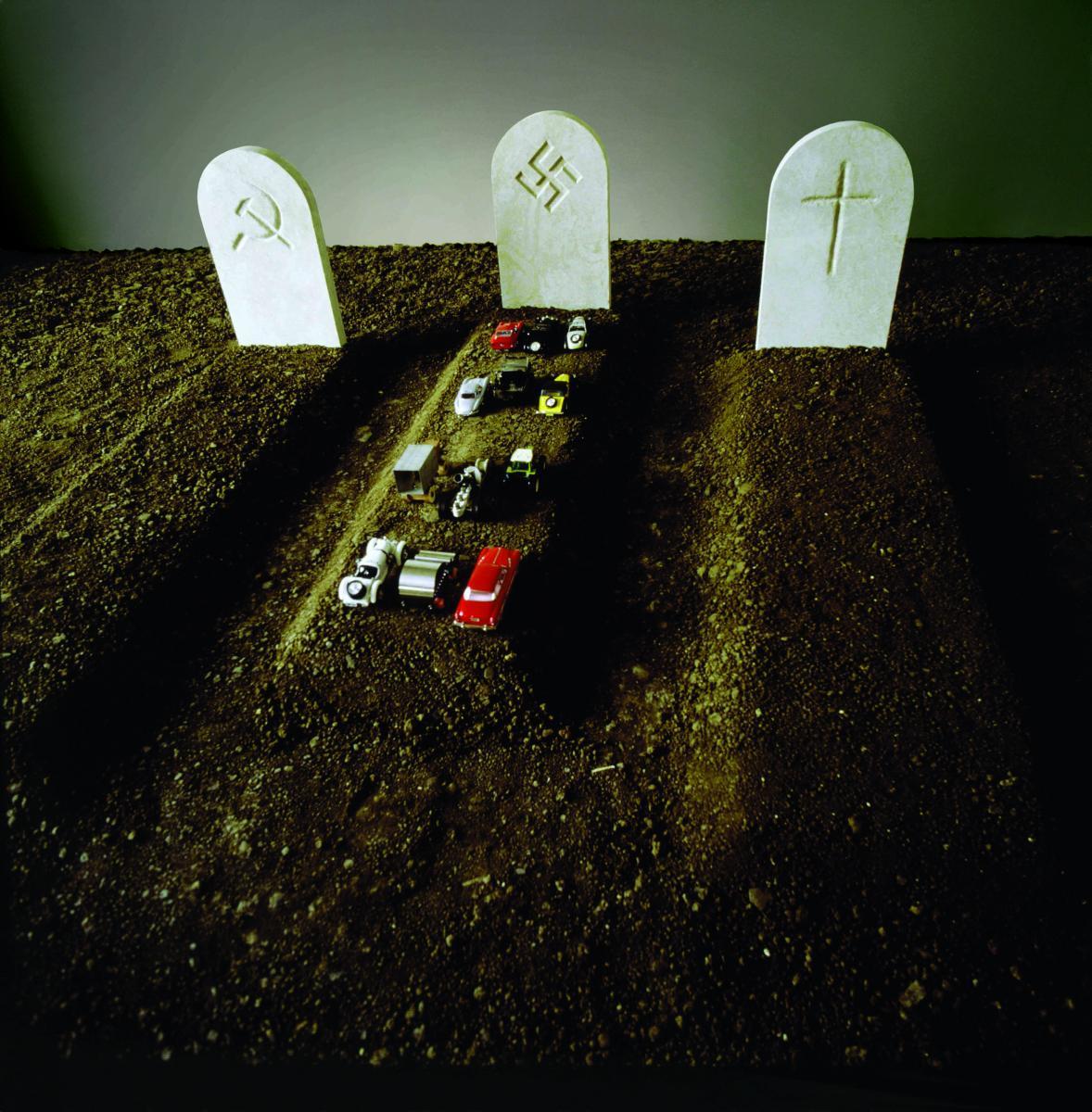 Enzo Mari Allegoria della morte