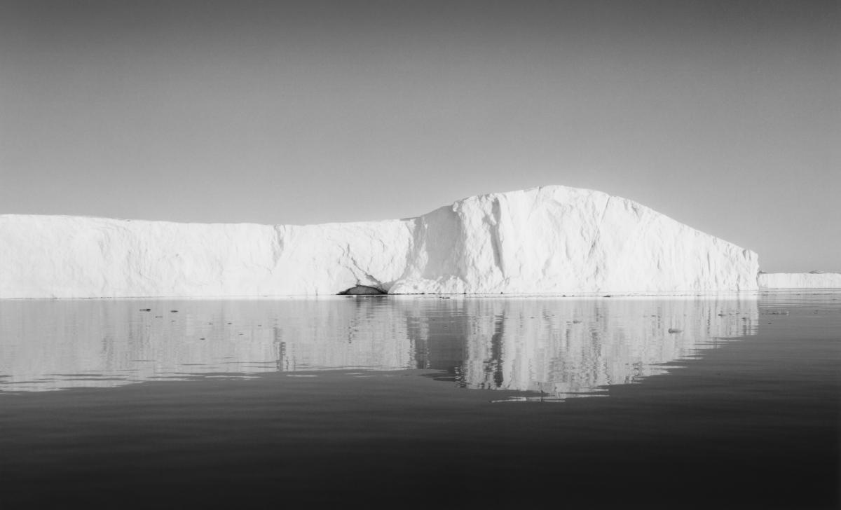 mostra fotografica Primitive Elements Greenland