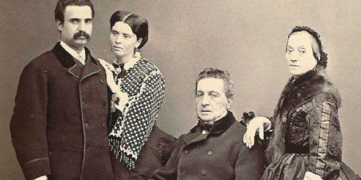 I Leoni di Sicilia foto famiglia florio