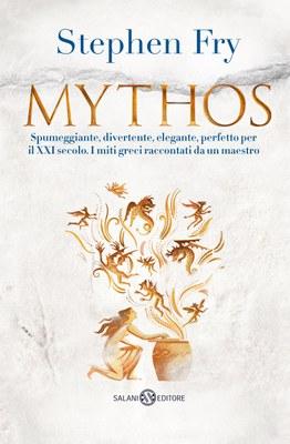 Stephen Fry Mythos Eroi copertina libro Mythos