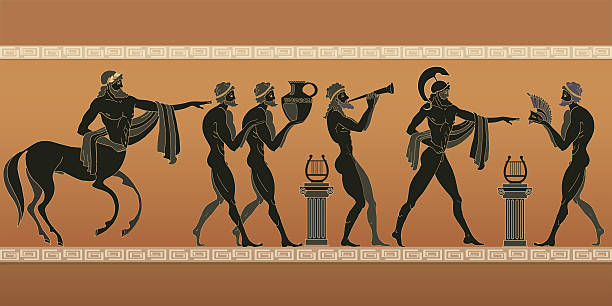Stephen Fry Mythos Eroi immagini greci antichi