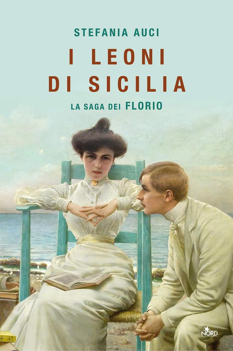 I Leoni di Sicilia copertina libro