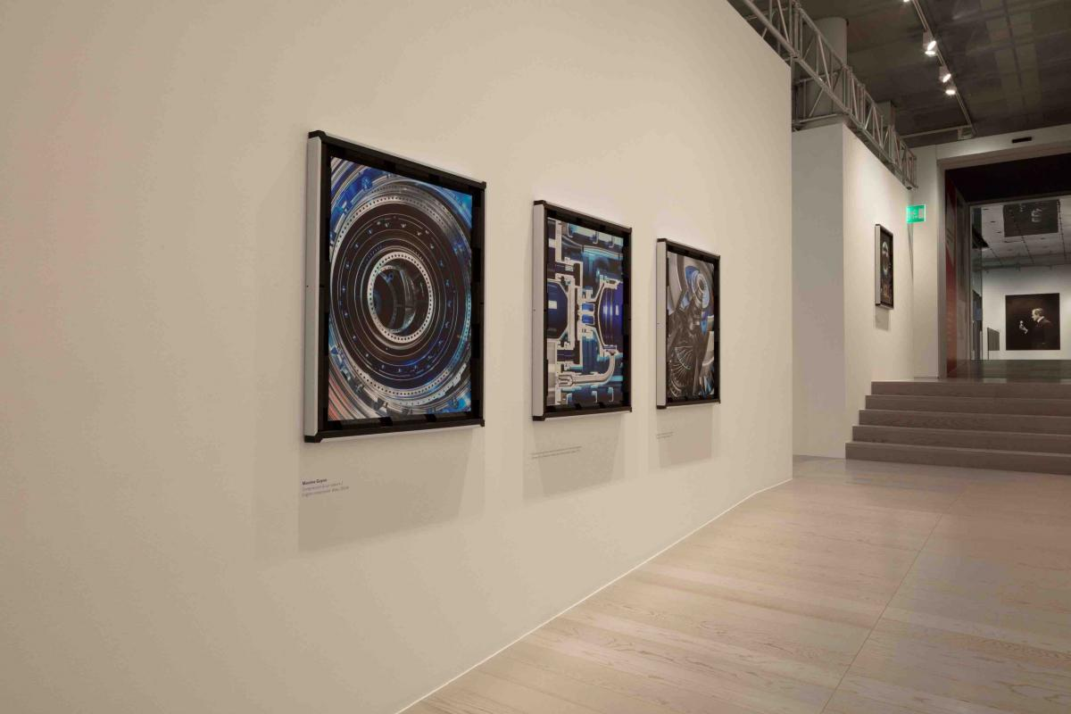MAST Photography Grant on Industry and Work esposizione opere d'arte