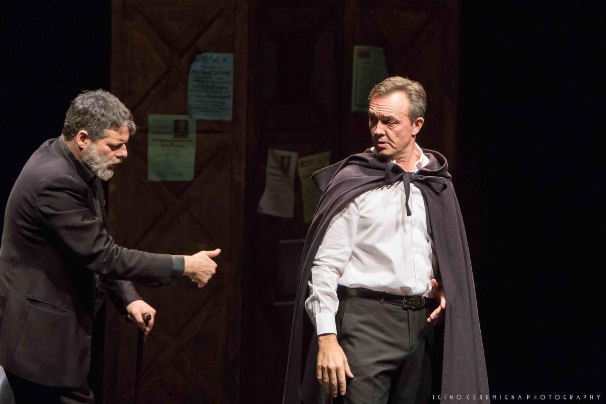 Al Martinitt due giorni tra cinema e teatro con Emanuele Salce sul palco