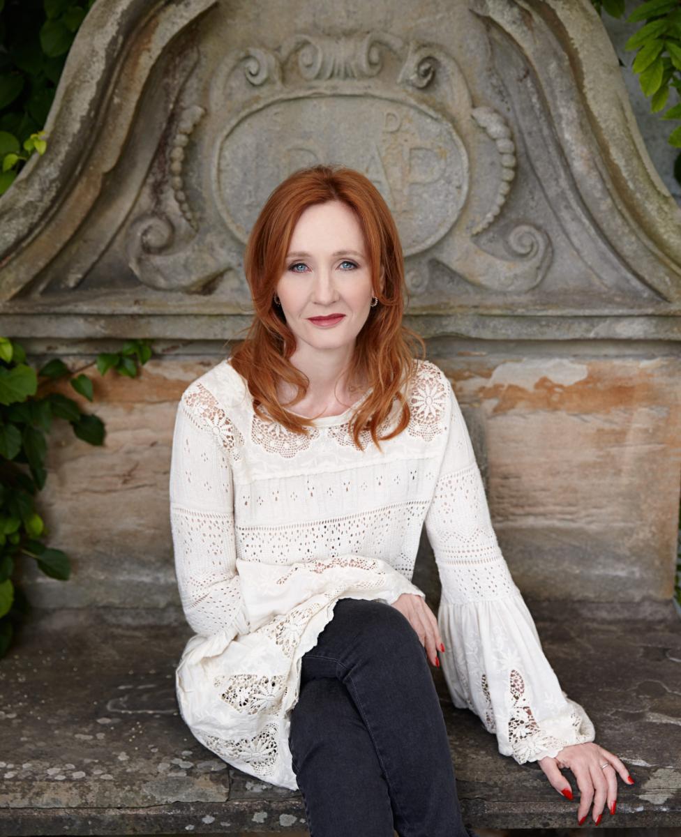 J.K. Rowling: L'Ickabog foto della scrittrice