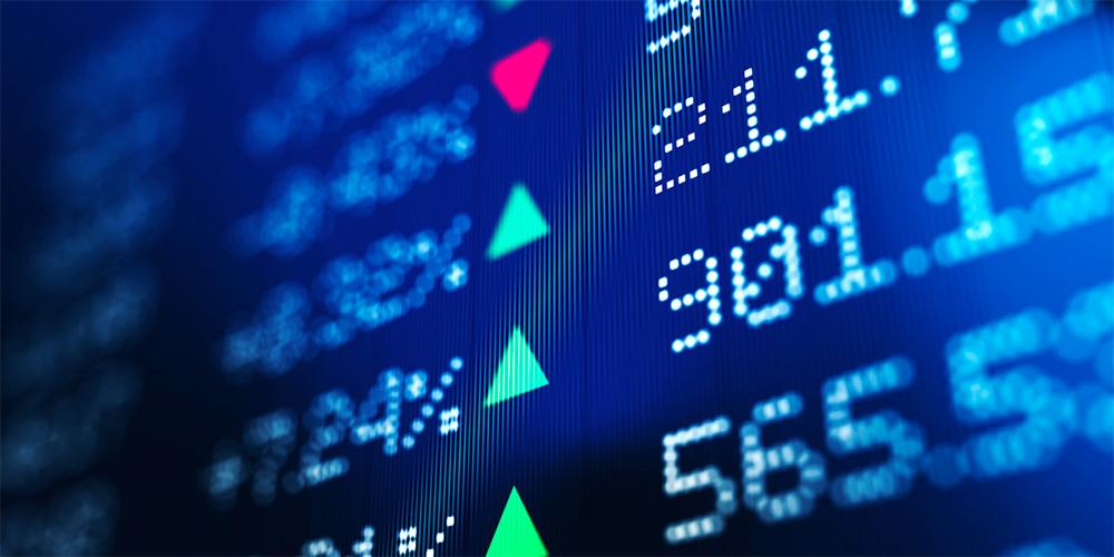 paura del rimpianto schermo dell'andamento finanziario