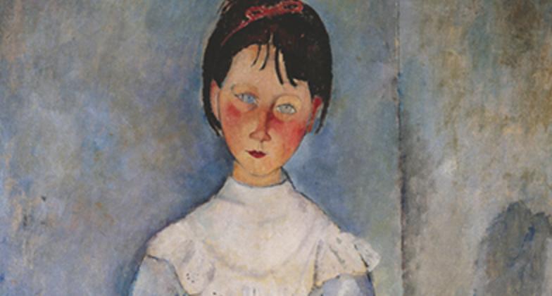 Maledetto Modigliani, il documentario dettagli di un quadro di modigliani