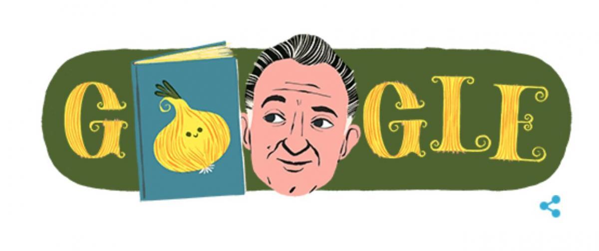 Gianni Rodari Google gli dedica il doodle