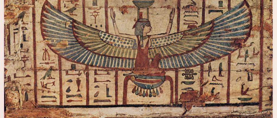 Museo egizio di Milano pergamenta