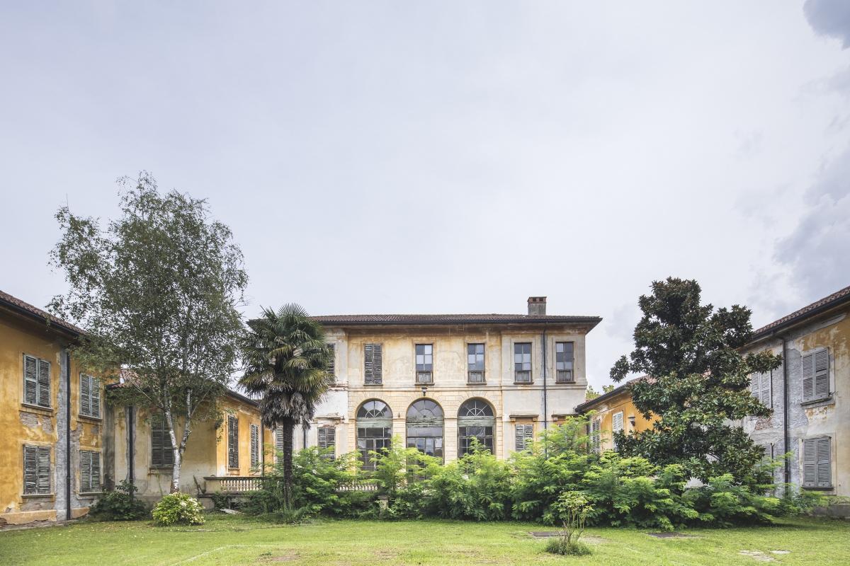 luoghi del cuore FAI Villa Mirabellino esterno e giardino