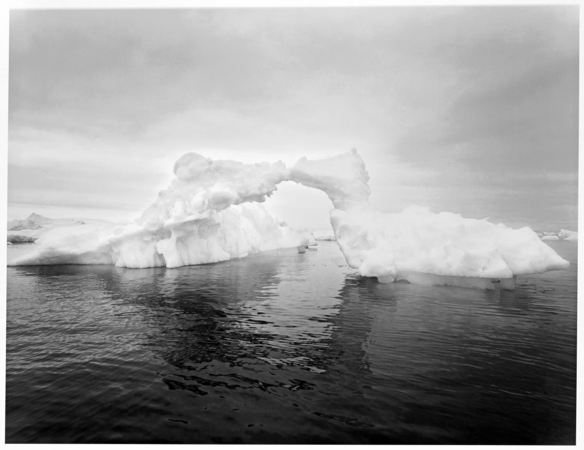 Cambiamento climatico Francesco Bosso, Black Ice 2012
