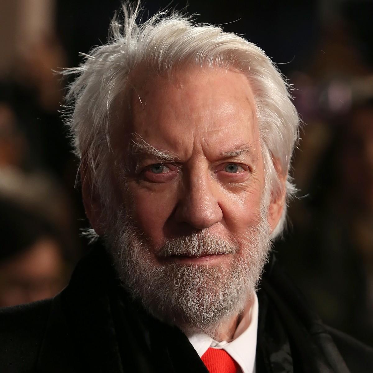 Amarcort Film Festival Donald Sutherland