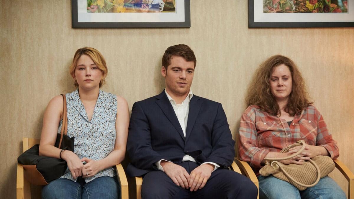 Elegia Americana scena del film