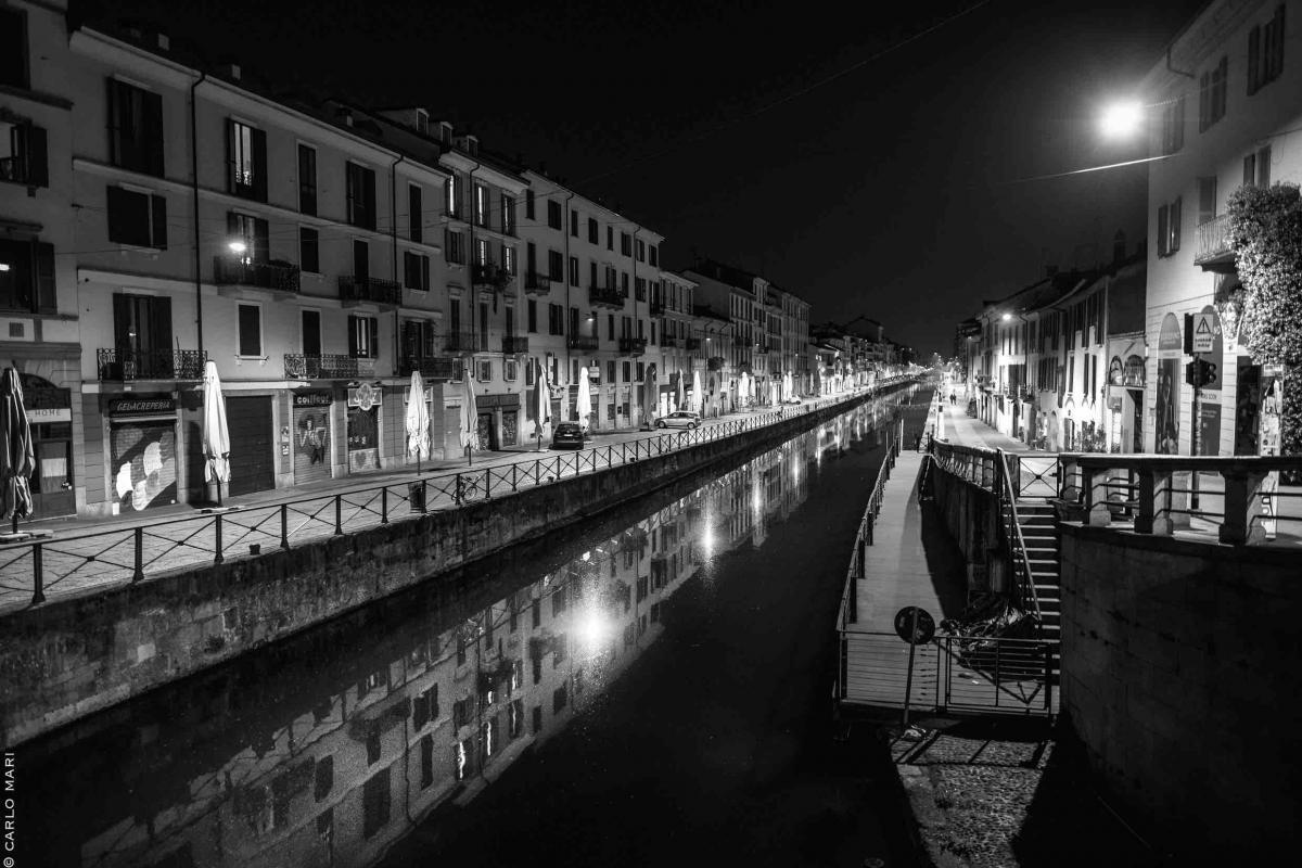 Io Milano il volume fotografico Ripa Porta Ticinese