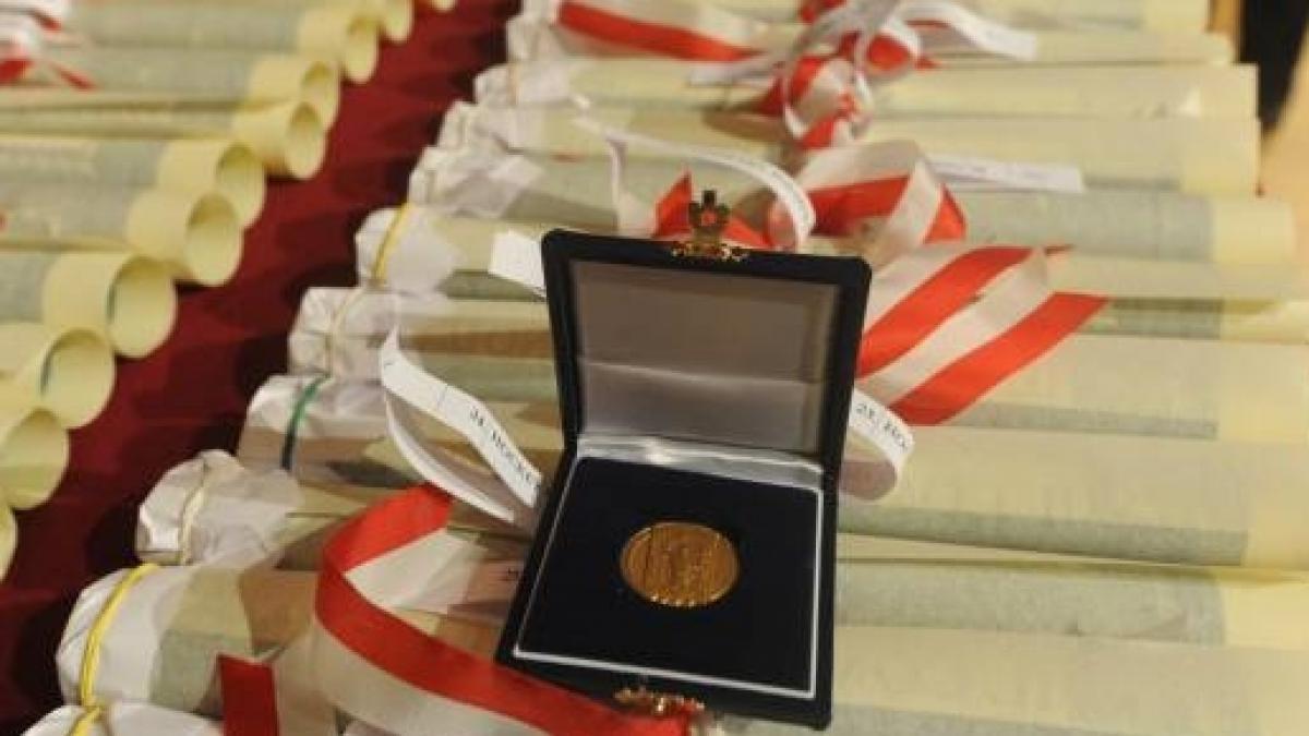 Ambrogino d'oro medaglia