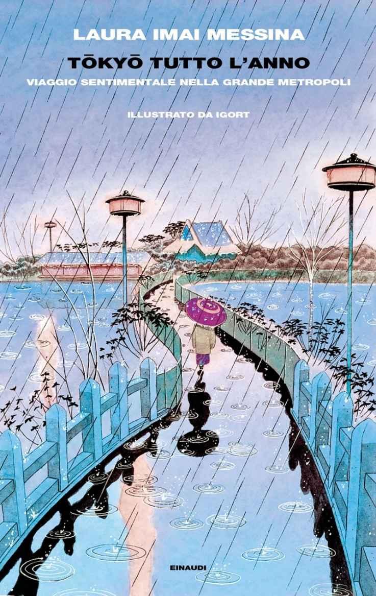 Tokyo tutto l'anno copertina libro