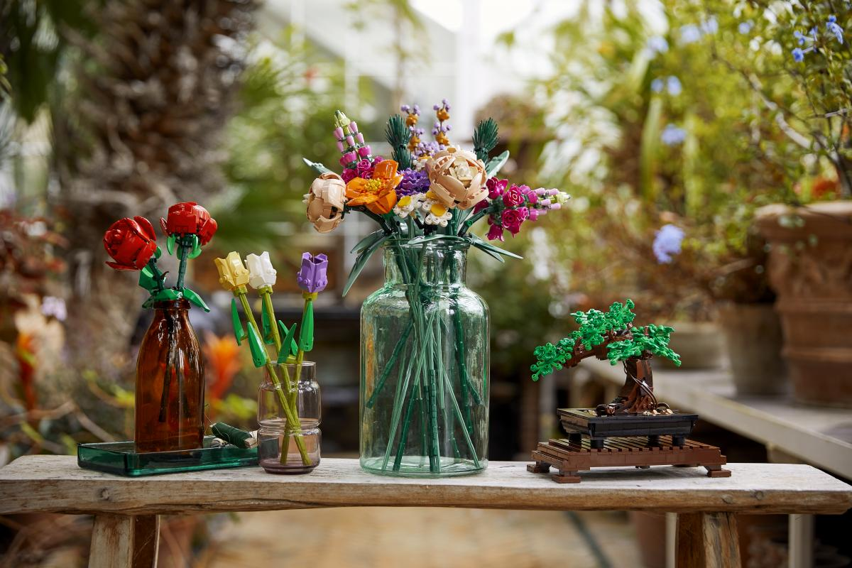 LEGO Botanical tutti i nuovi set