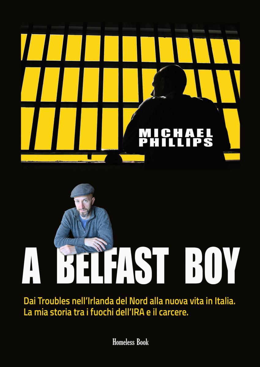 A Belfast boy copertina libro