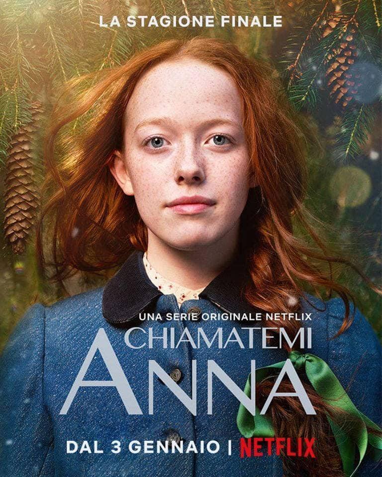 Chiamatemi Anna potrebbe tornare locandina della quarta serie