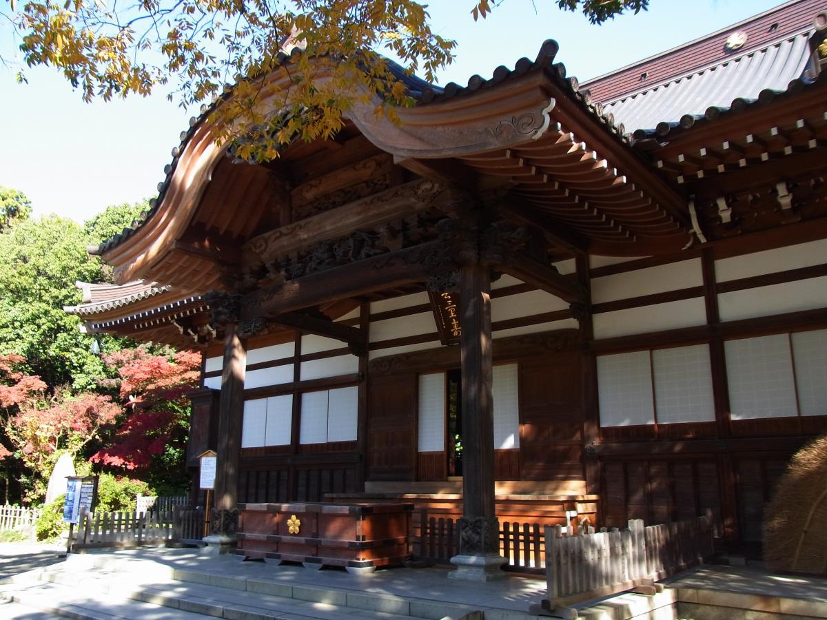 Tokyo: immergersi nella pace dei suoi templi Jindaiji
