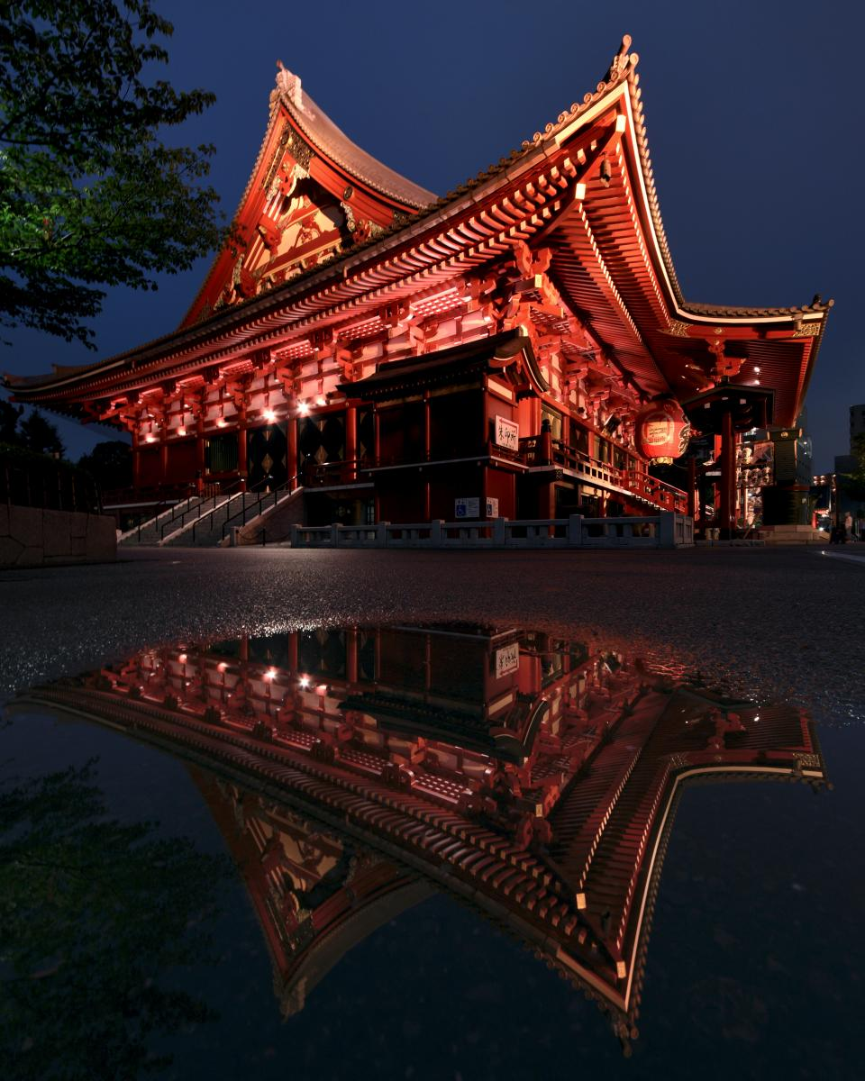 Tokyo: immergersi nella pace dei suoi templi Sensoji Temple, Asakusa