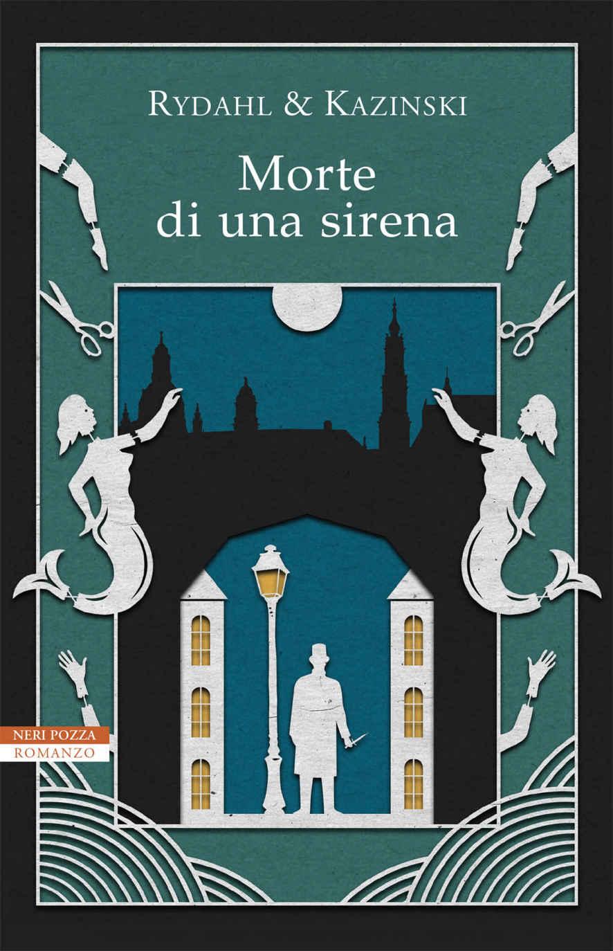 Morte di una Sirena copertina libro