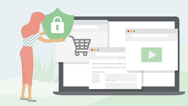 Shopping online in sicurezza