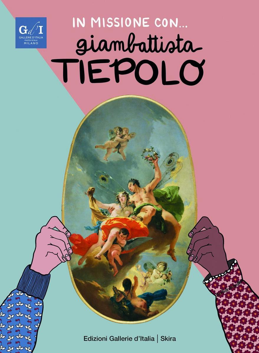Giambattista Tiepolo copertina libro