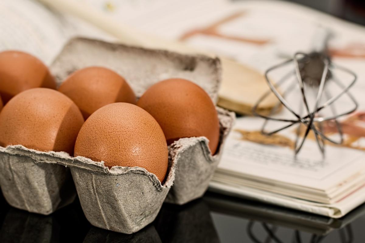 Covid e cervello: 10 alimenti Uova