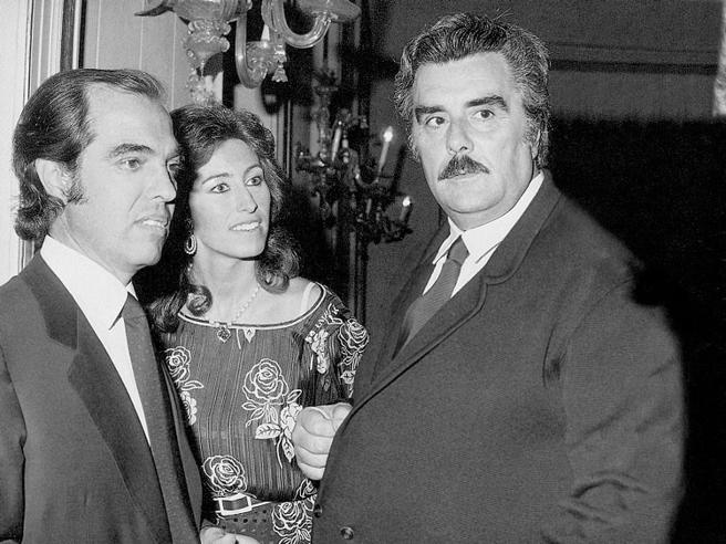 SanPa la docu-serie Muccioli con i coniugi Moratti