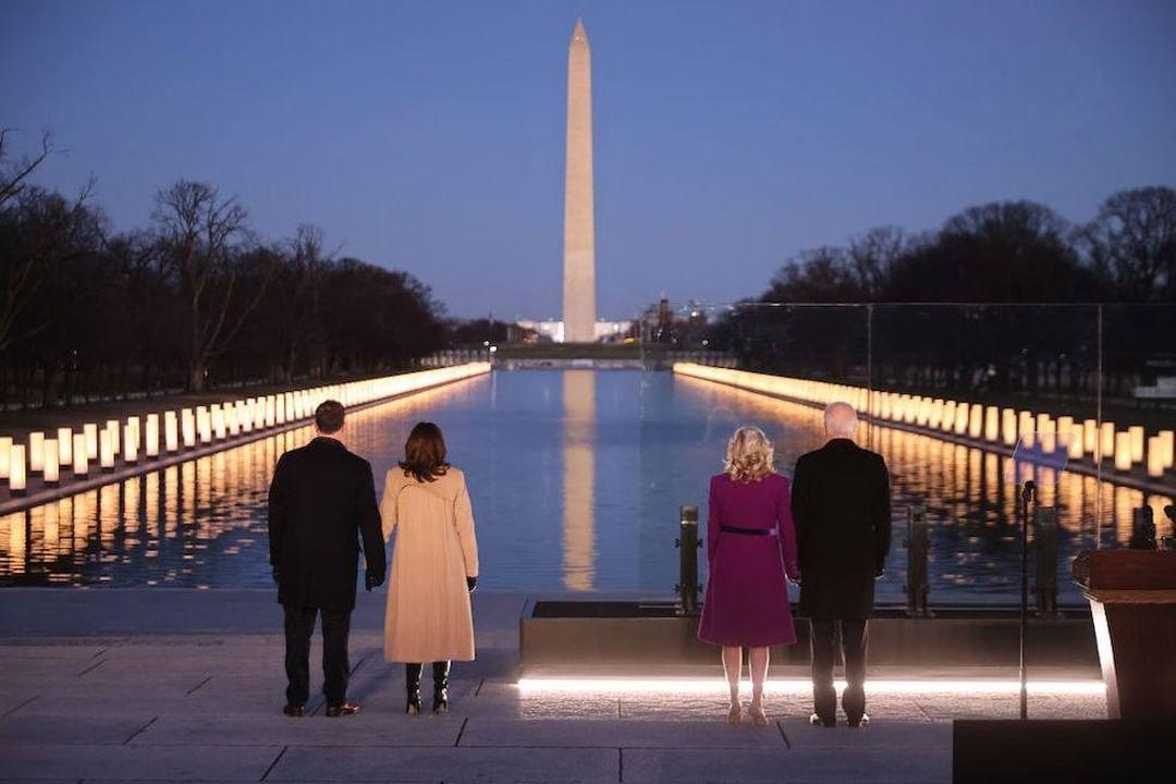 Inauguration Day 2021 joe Biden Jill Biden