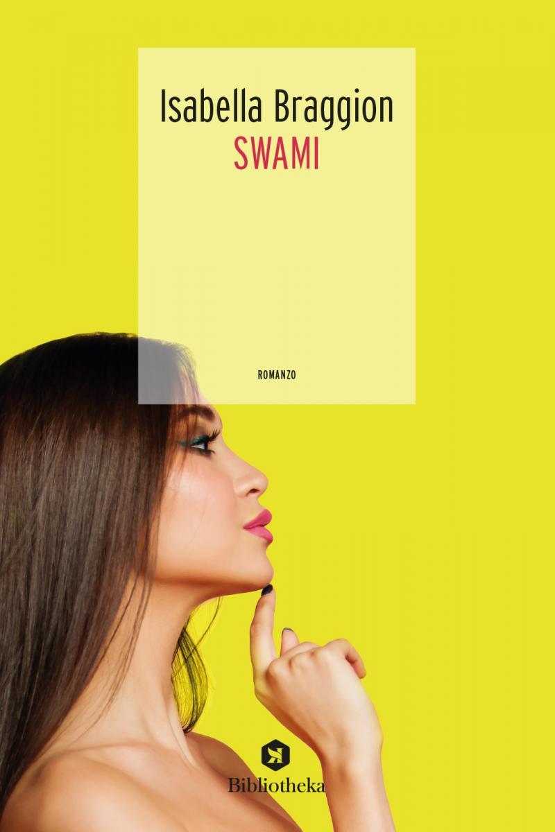 Swami Isabella Braggion copertina libro