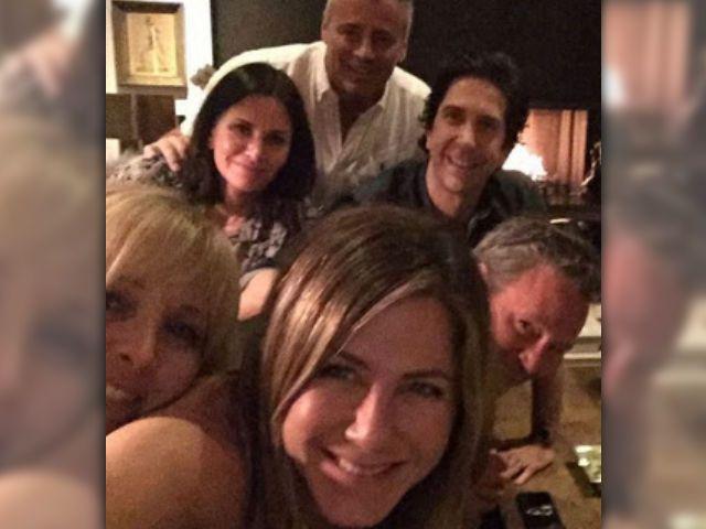 Lisa Kudrow Friends gli attori al completo
