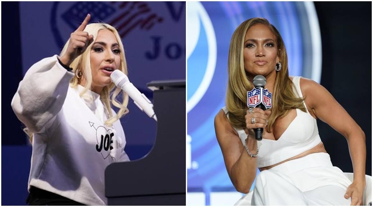 Inauguration Day 2021 Lady Gaga Jennifer Lopez