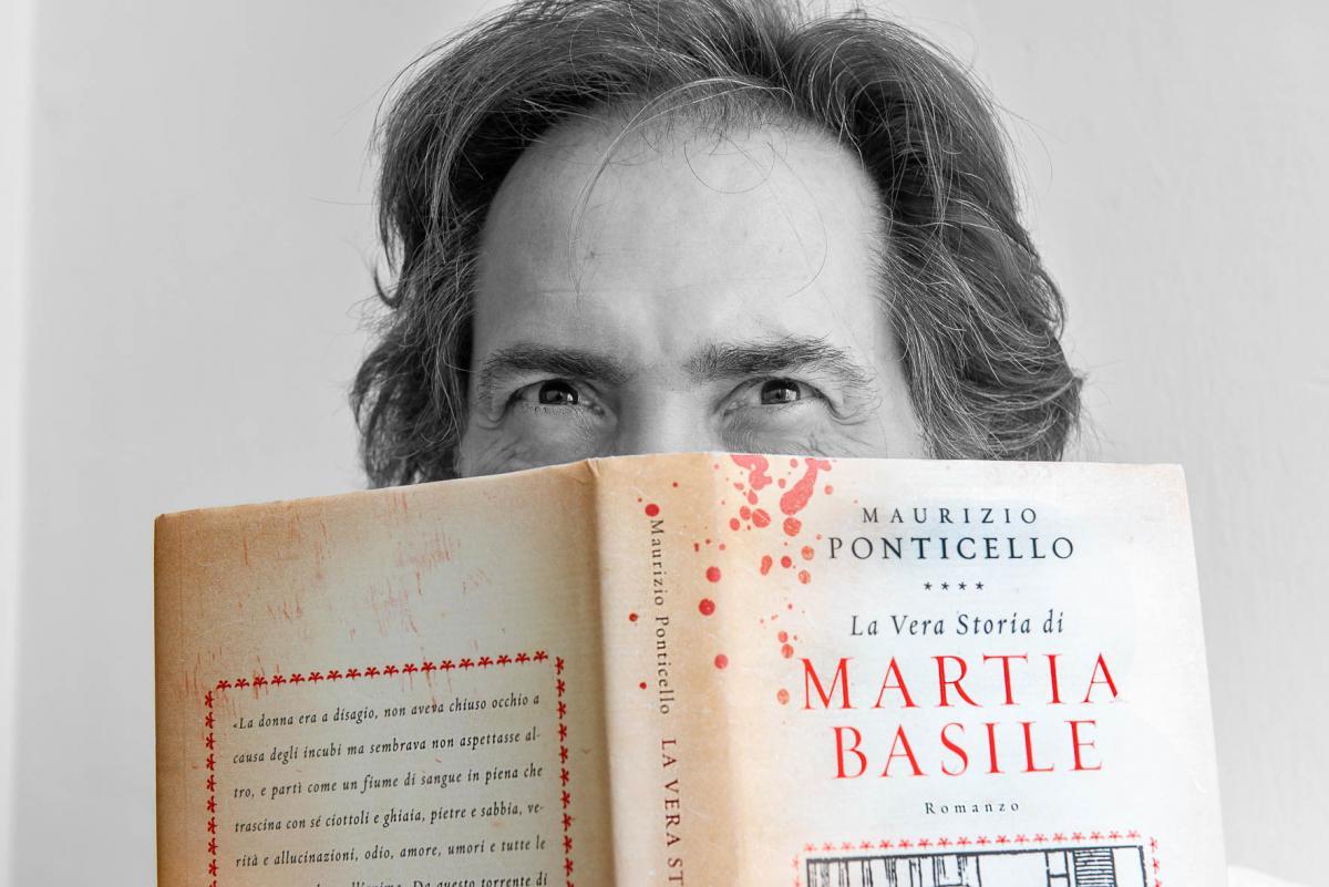 La vera storia di Martia Basile Maurizio Ponticello