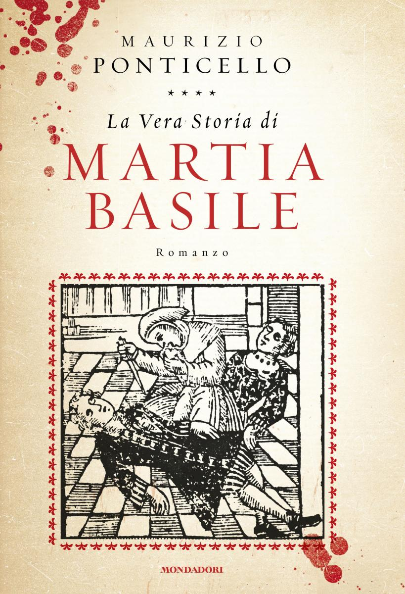 La vera storia di Martia Basile copertina libro