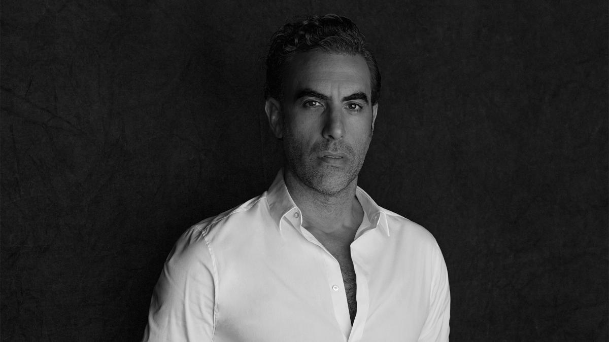Sacha Baron Cohen ritratto