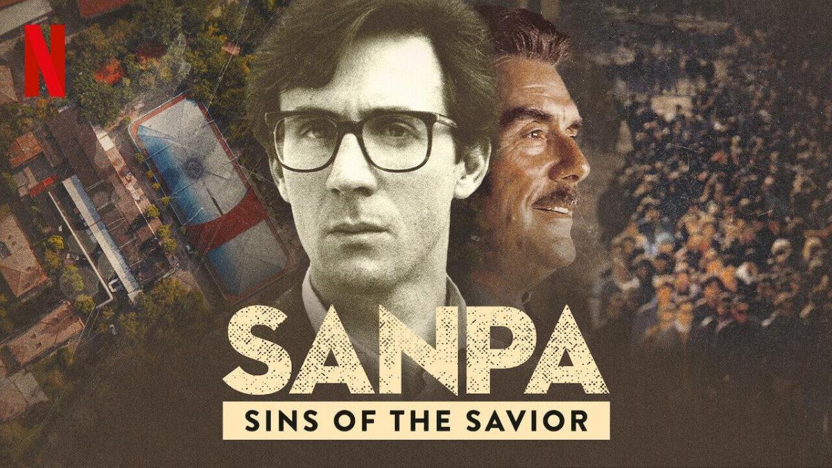 SanPa la docu-serie copertina della serie su Netflix