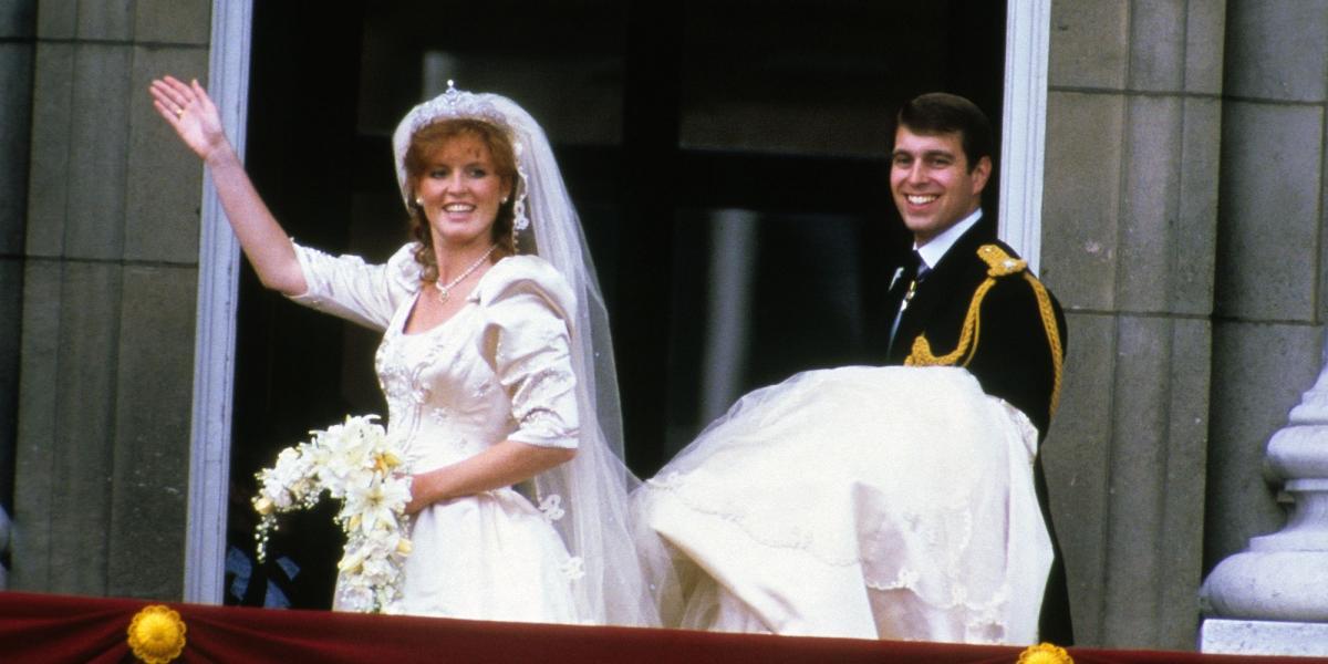 Sarah Ferguson matrimonio