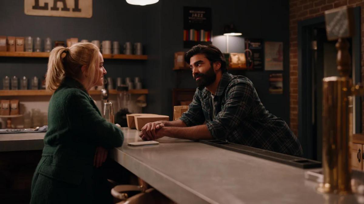 Ginny & Georgia con il ristoratore