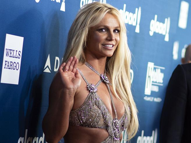 documentario su Britney red carpet