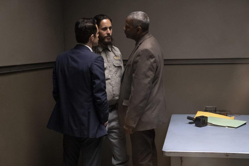 Denzel Washington, Rami Malek e Jared Leto